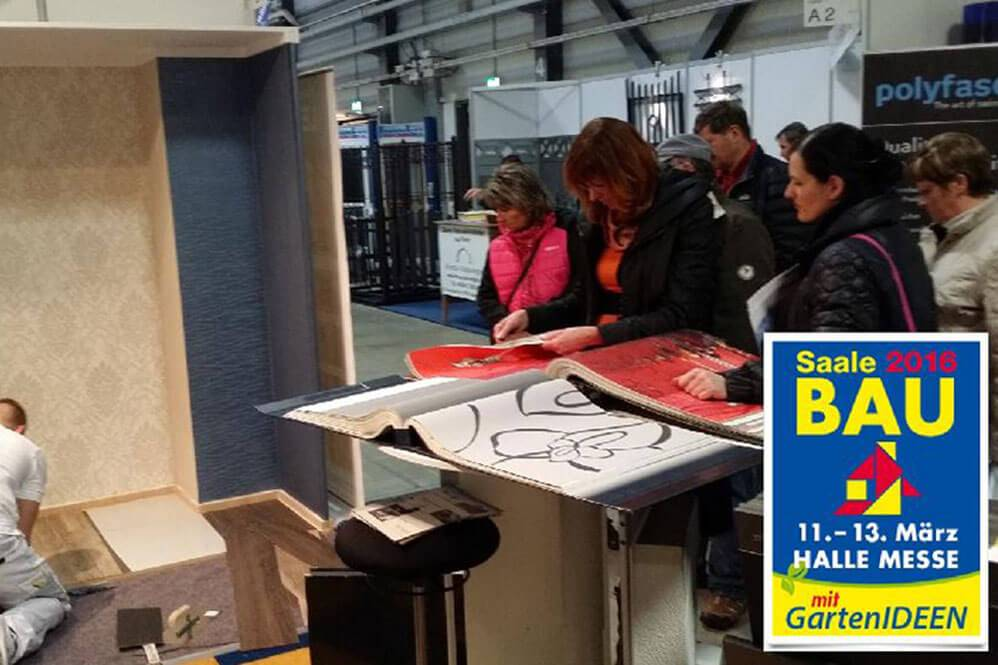 Baumesse in Saale 2016